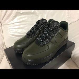 buy online 5e8d0 501c5 ... Nike LF1 Duckboot Low Sequoia Black Air Force New ...